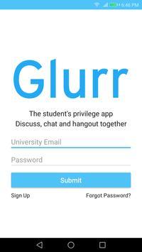 Glurr poster
