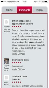 GlutenfreeRoads.com screenshot 2