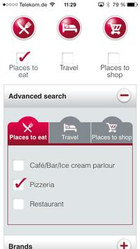 GlutenfreeRoads.com screenshot 5