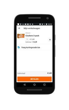 Glutenvrijemarkt.com Supermarkt screenshot 2