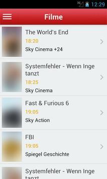 Austrian Television Free Guide screenshot 1