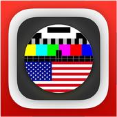 USA - California's TV Guide icon
