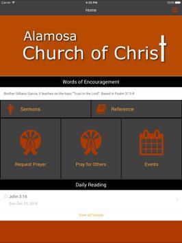 Alamosa Church of Christ apk screenshot