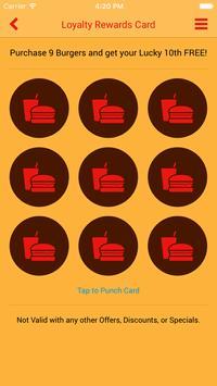 Juicy Burgers & More apk screenshot
