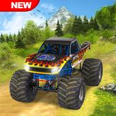 Grand Monster Truck Simulator Drive icon