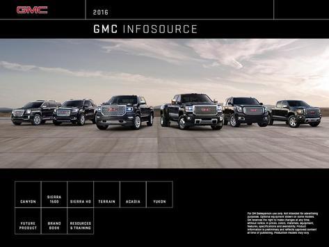 GMC InfoSource apk screenshot