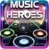 Music Heroes: New Rhythm game icon
