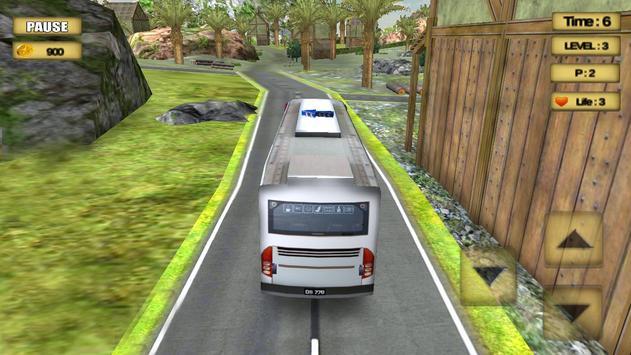 Mountain Bus Driver 2016 apk screenshot