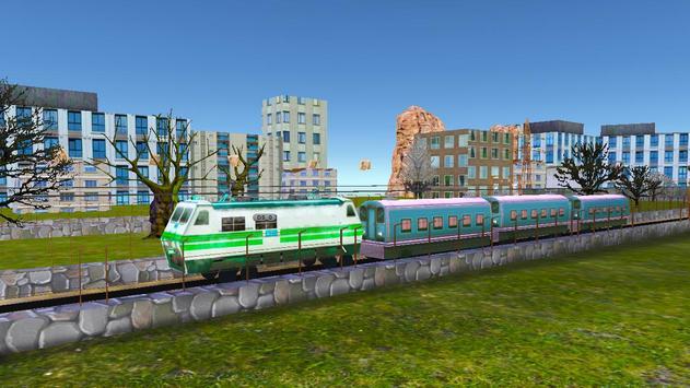 Amazing Train Simulator poster