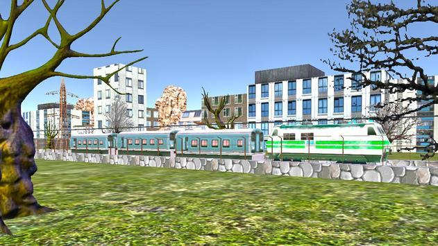Amazing Train Simulator screenshot 1