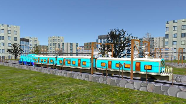 Amazing Train Simulator screenshot 4