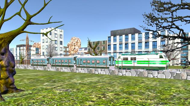 Amazing Train Simulator screenshot 6