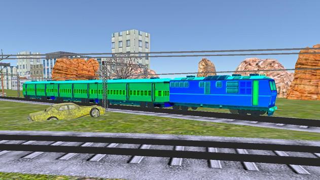 Amazing Train Simulator screenshot 8
