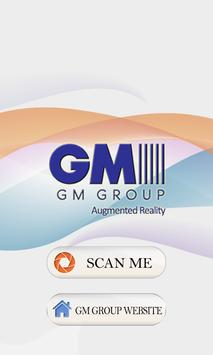 GM Group SCAN ME poster