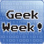 Geek Week Companion icon