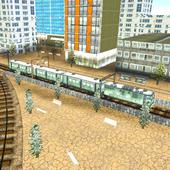 Futuristic Train Sim 2017 icon