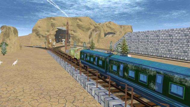 Futuristic Train Sim 2017 apk screenshot