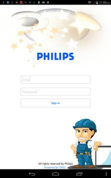 Philips Lighting FFA poster