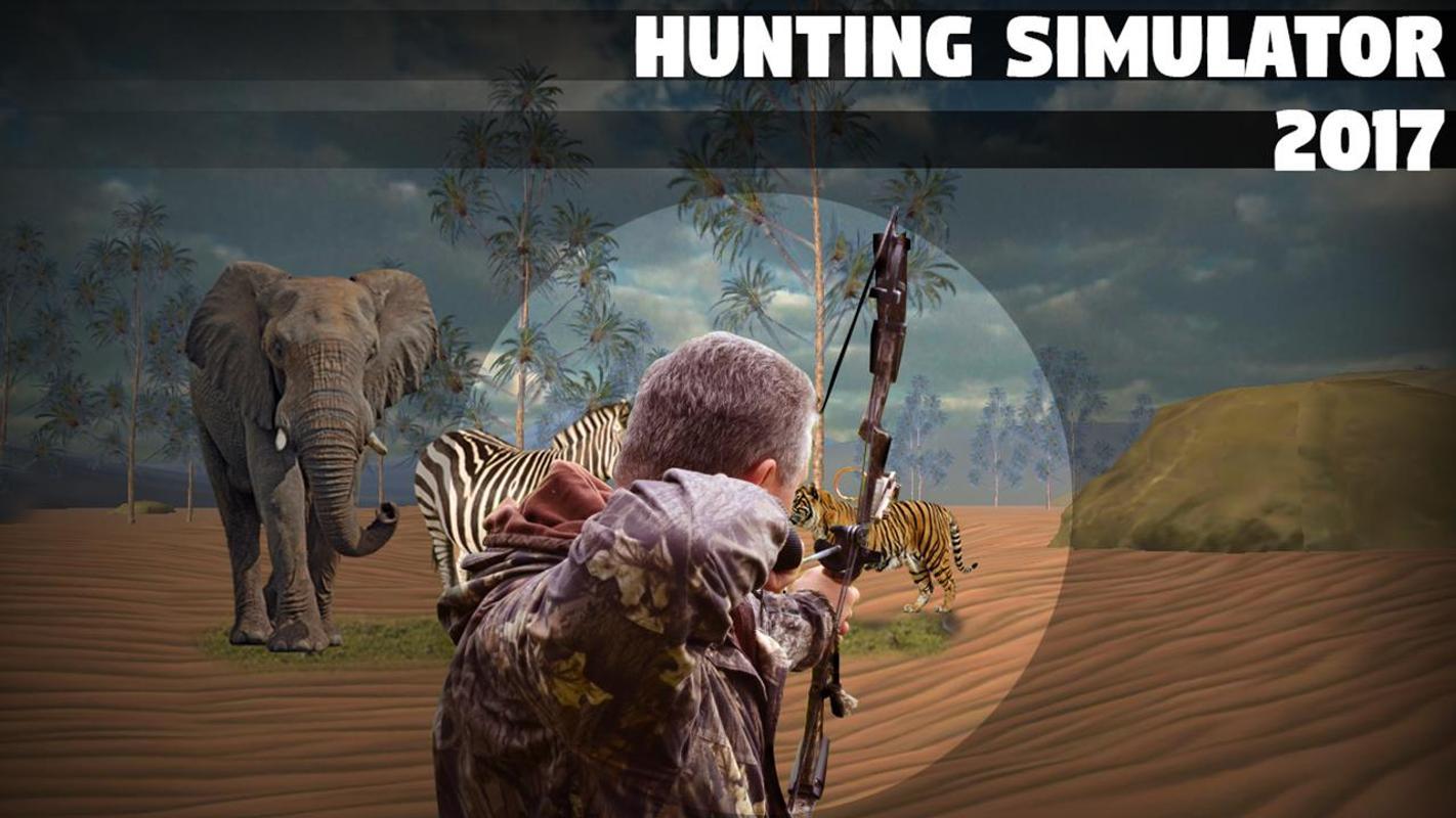 hunting simulator 2017 pc download