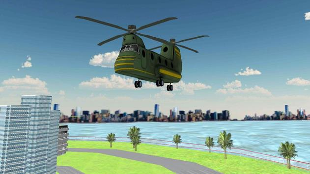 Helicopter Rescue Mission screenshot 8