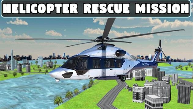 Helicopter Rescue Mission poster