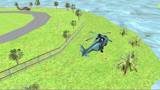 Helicopter Rescue Mission screenshot 12