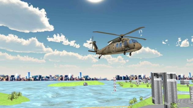 Helicopter Rescue Mission screenshot 1