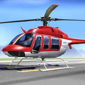 Helicopter Rescue Sim 2017 icon
