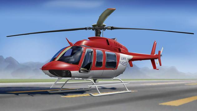 Helicopter Rescue Sim 2017 screenshot 9