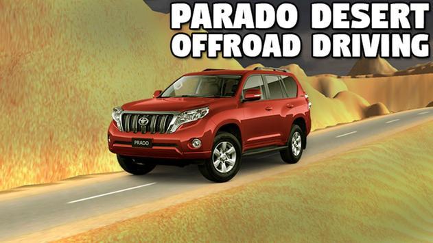 Pardo Desert Offroad Driving poster