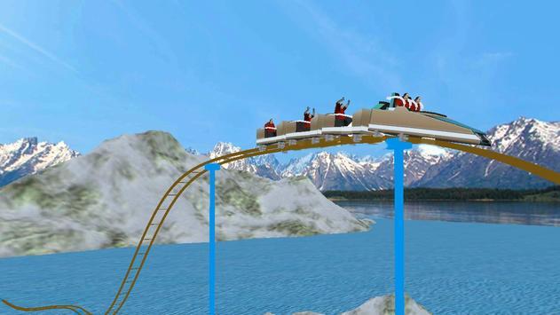 Superior Roller Coaster 3D apk screenshot