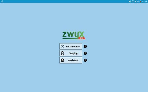 Zwyx Pro screenshot 10