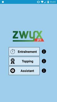 Zwyx Pro screenshot 2