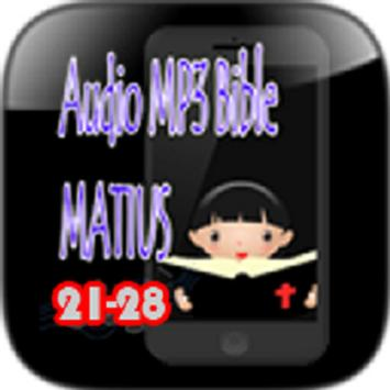 Audio Mp3 Bible Matius poster
