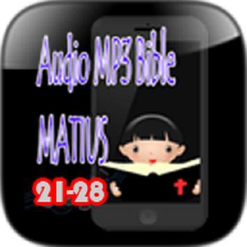 Audio Mp3 Bible Matius apk screenshot