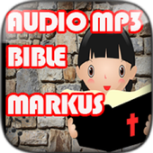 Audio MP3 Bible Markus icon