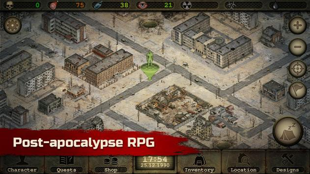 Day R Survival – Apocalypse, Lone Survivor and RPG apk screenshot