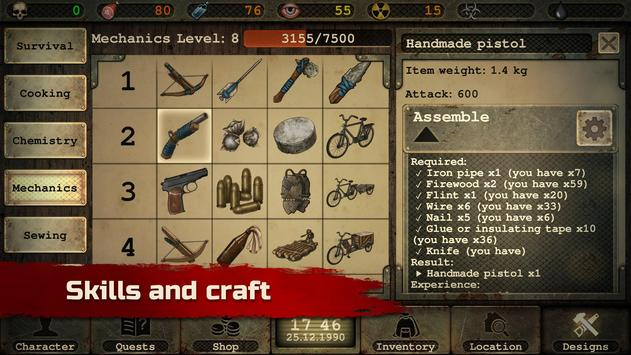 Day R Survival apk screenshot