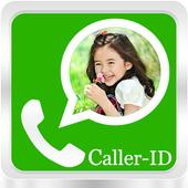Custom Caller Screen Image icon