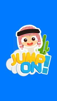 Jump On! free game poster