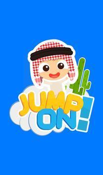 Jump On! free game apk screenshot