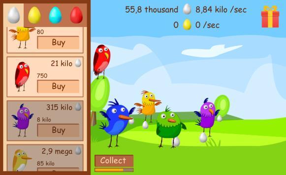 Rich birds screenshot 1