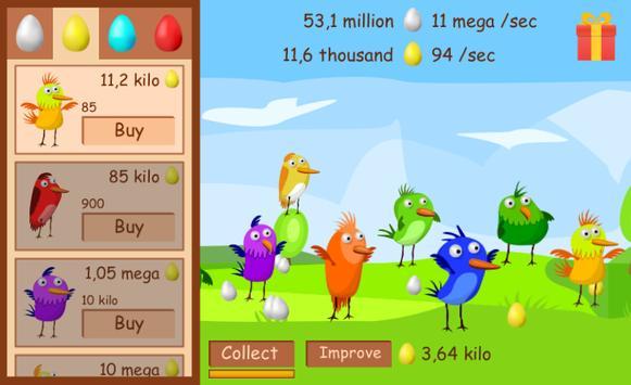 Rich birds screenshot 2
