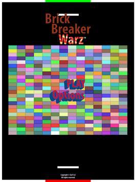 Brick Breaker Warz poster