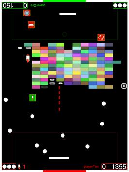 Brick Breaker Warz apk screenshot