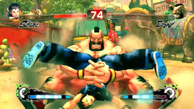 mGuide for Super S. Fighter IV 2018 poster