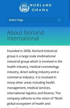 Norland Ghana screenshot 3