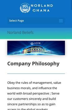 Norland Ghana screenshot 2
