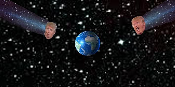 Save the Planet from Trump! screenshot 1