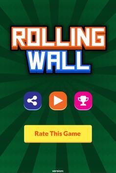 Rolling Wall screenshot 1